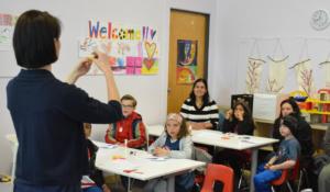 Singapore Math parent workshop