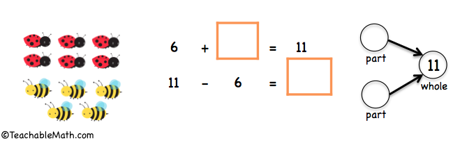 Singapore Math Addition and Subtraction within 20