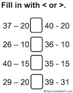 Singapore Math Number Sense Intuitive Reasoning