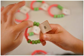 Singapore Math addition and subtraction number bond