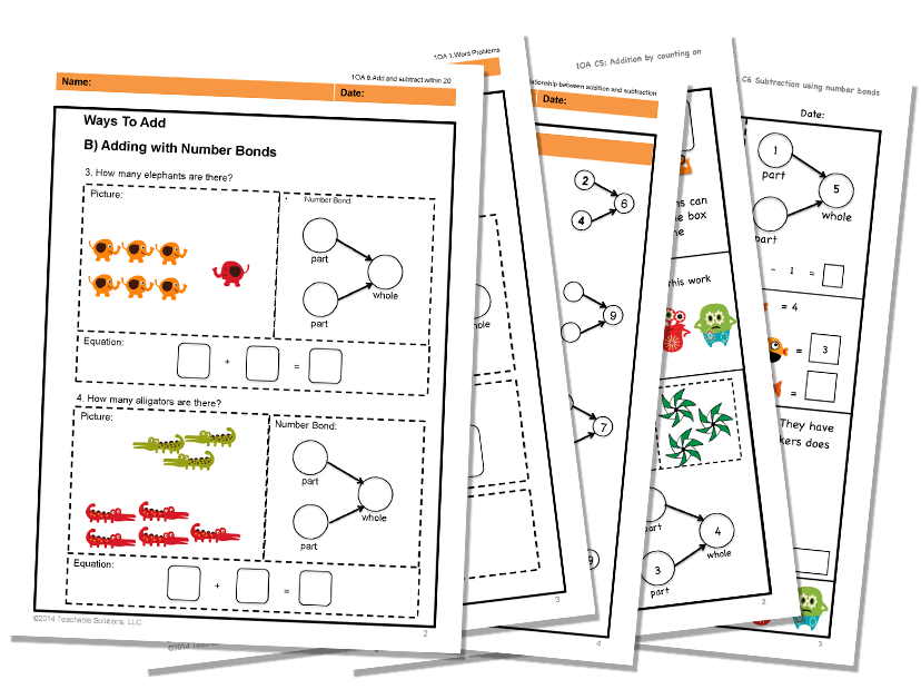 math worksheets subscription