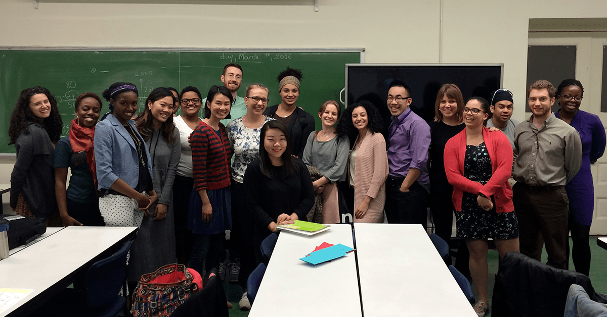 Singapore Math Workshop at Columbia University Teachers College 2016