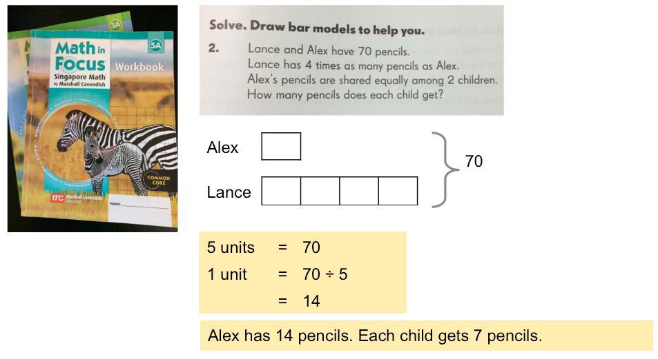 Math in Focus problem solving