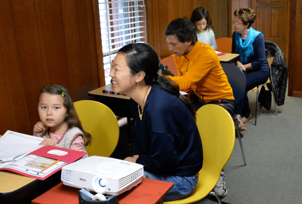 Singapore Math Parent-Chlid Workshop