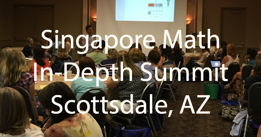 Singapore Math In-Depth Summit