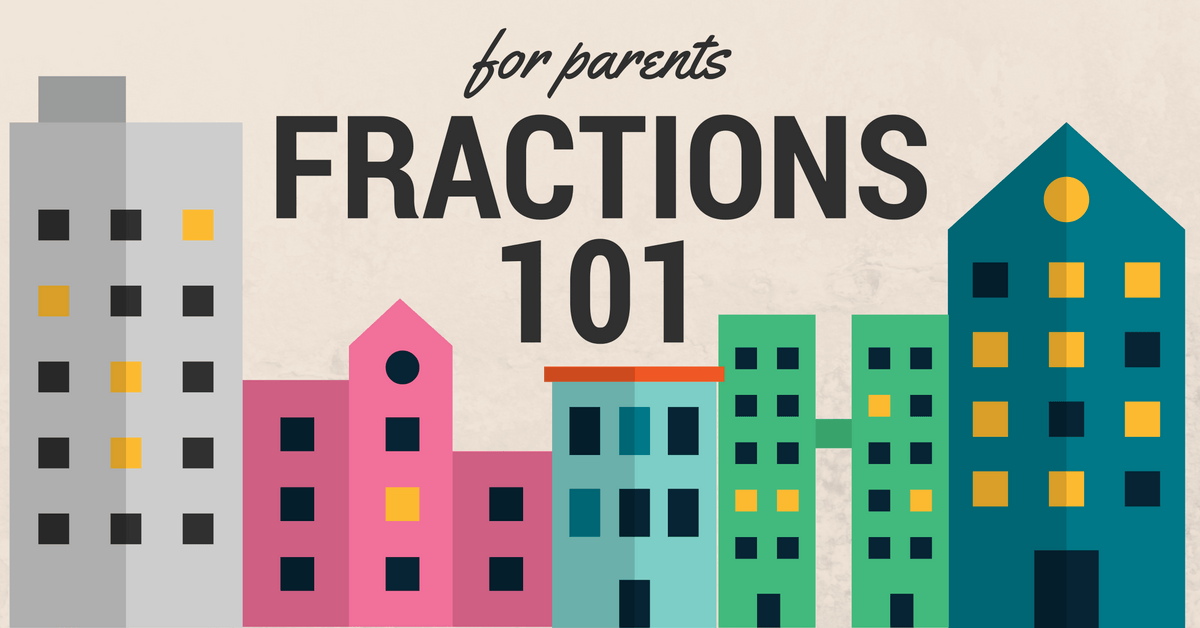 Fractions 101 for Parents