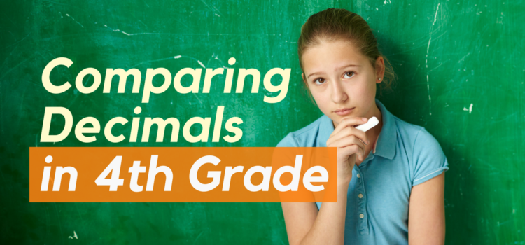 Comparing Decimals in 4th Grade