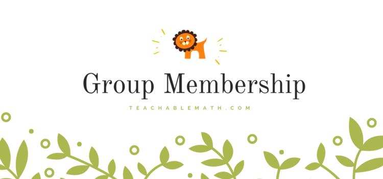 Announcing Group Membership