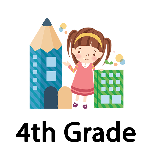 Grade 4 Math worksheet subscription