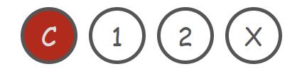 Fraction Multiplication Area Model App - Presentation Buttons
