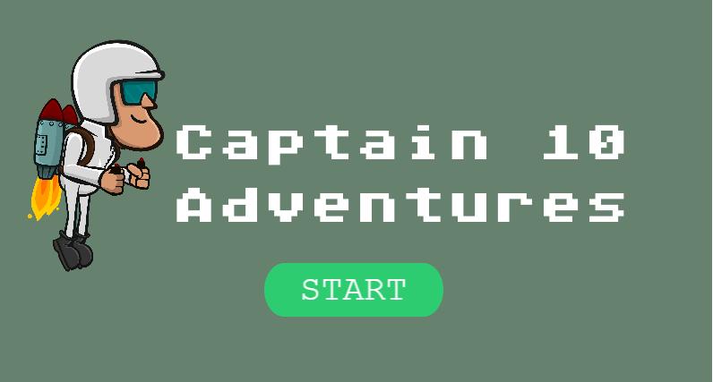 Captain Ten Game
