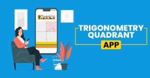 Trigonometry Quadrant App